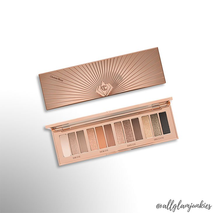 neu charlotte tilbury instant eye palette lidschatten. Black Bedroom Furniture Sets. Home Design Ideas