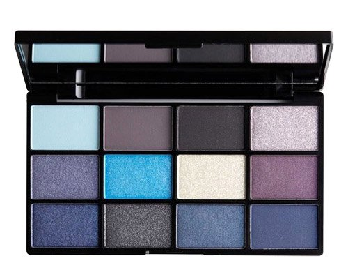 neu nyx in your element shadow palette air earth. Black Bedroom Furniture Sets. Home Design Ideas