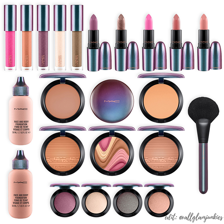 Mac Makeup Limited Edition Collections