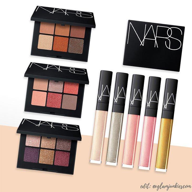 Neu] NARS Cosmetics Voyageur Eyeshadow Paletten Und Multi