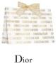 Dior Geschenkverpackung zu jeder Dior-Bestellung